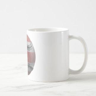 Puerto Rican Baseball Coffee Mugs