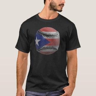 Puerto Rican Baseball T-Shirt