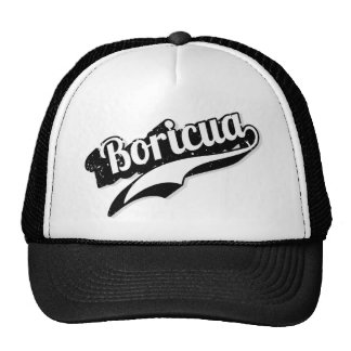 Puerto Rican Boricua T Shirt Cap
