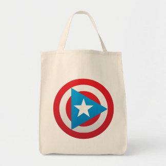 Puerto Rican Captain purse Tote Bag