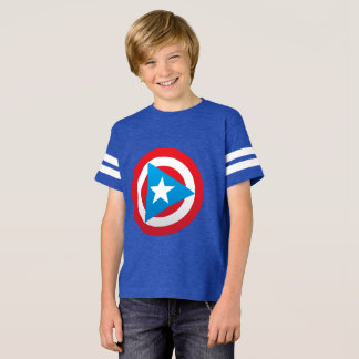 Puerto Rican Captain T-Shirt