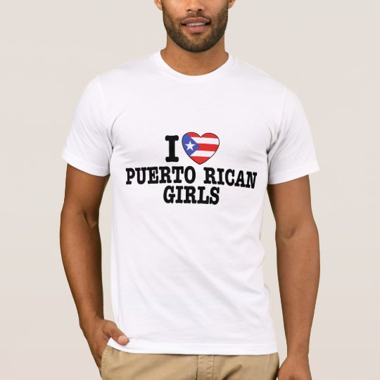 Puerto Rican Girls T-Shirt
