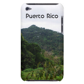 Puerto Rican Rainforest iPod Touch Case-Mate Case