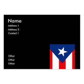 Puerto Rico (2) Business Cards