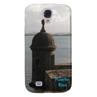 Puerto Rico 2 Fitted Hard Shell Case iPhone 3G/3GS Galaxy S4 Case