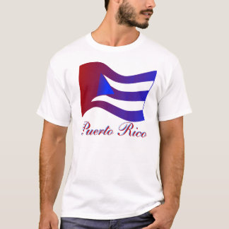 Puerto Rico -Basic T-Shirt
