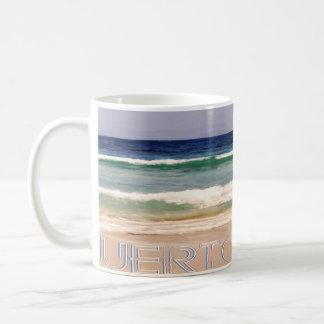 Puerto Rico Beach Mug