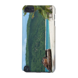 Puerto Rico Beach Tank iPod Touch (5th Generation) Covers