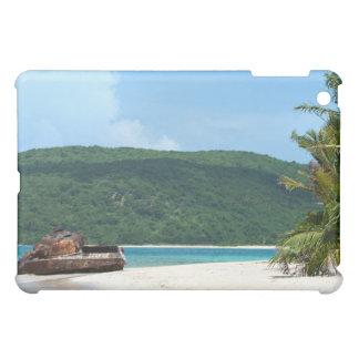 Puerto Rico Beach Tank iPad Mini Cases