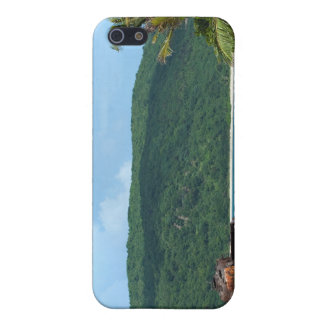 Puerto Rico Beach Tank Cover For iPhone 5