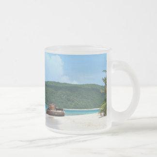 Puerto Rico Beach Tank Mug