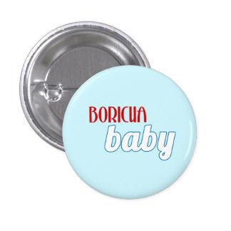 Puerto Rico: Boricua Baby Novelty Pin