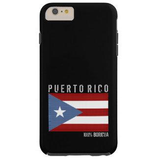 Puerto Rico Boricua Tough iPhone 6 Plus Case