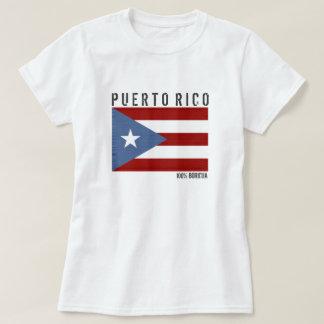 Puerto Rico Boricua T-Shirt