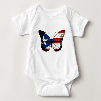 Puerto Rico Butterfly Tshirts