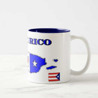 Puerto Rico coffee mug