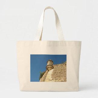 Puerto Rico El Morro Tote Bags