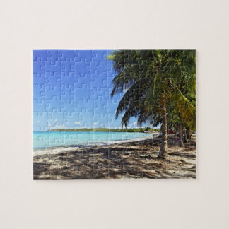 Puerto Rico, Fajardo, Culebra Island, Seven Seas Jigsaw Puzzle