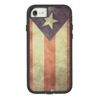 Puerto Rico Flag Case-Mate Tough Extreme iPhone 8/7 Case