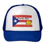 Puerto Rico Flag Hat - Customised