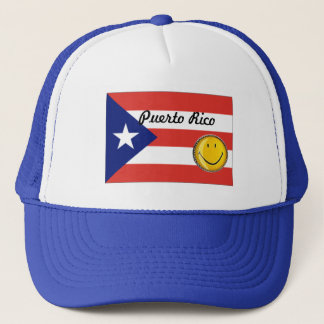 Puerto Rico Flag Hat - Customized
