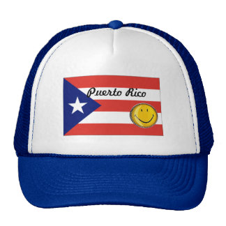 Puerto Rico Flag Hat - Customized
