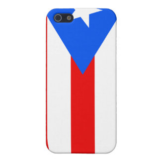 Puerto Rico Flag iPhone4 iPhone 5/5S Cases