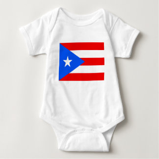 Puerto Rico flag jumpsuit for Puerto Rican baby T-shirt