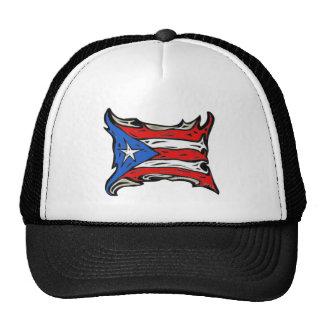 Puerto Rico Flag of Reggaeton Cap