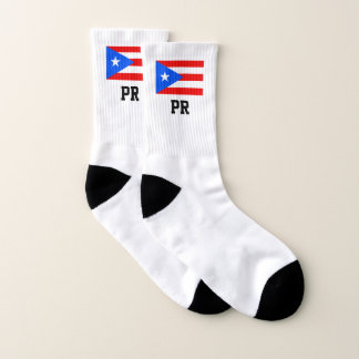 Puerto Rico flag personalized custom sport 1