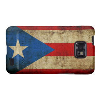 Puerto Rico Flag Samsung Galaxy S2 Covers