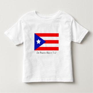 Puerto Rico Flag Tee Shirts