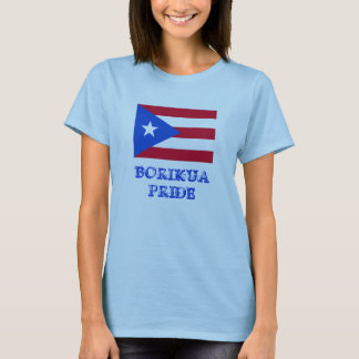 Puerto Rico Flag Women's T-Shirt