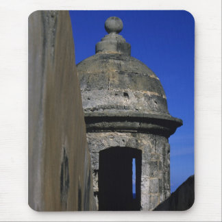 Puerto Rico Fort Mouse Pad