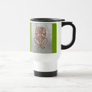 Puerto Rico - goddess Stainless Steel Travel Mug