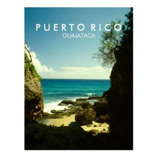 Puerto Rico, Guajataca, Isabela Postcard