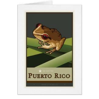 Puerto Rico II Card