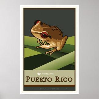 Puerto Rico II Poster