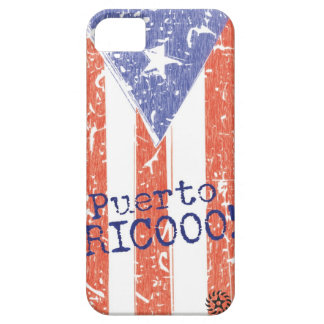 Puerto Rico iPhone 5 Cover