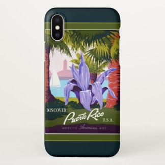 Puerto Rico iPhone X Case