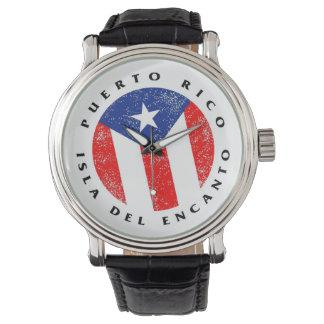 Puerto Rico Isla del Encanto Watch