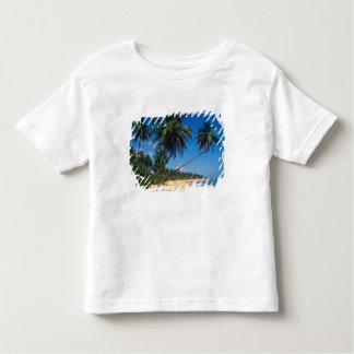 Puerto Rico, Isla Verde, palm trees. T-shirts