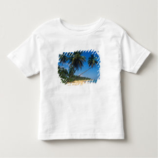 Puerto Rico, Isla Verde, palm trees. Toddler T-Shirt