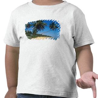 Puerto Rico, Isla Verde, palm trees. Tshirts