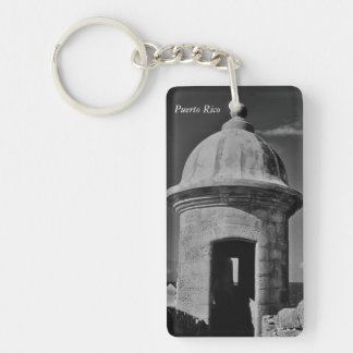 Puerto Rico Key Ring