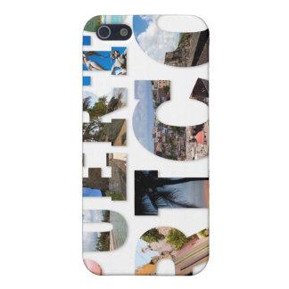 Puerto Rico La Isla Del Encanto Collage / Montage iPhone 5 Cases