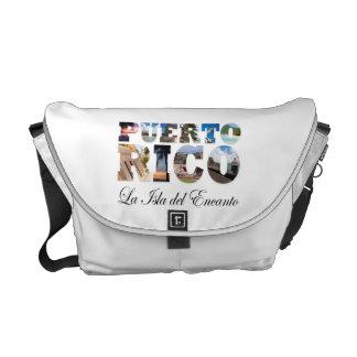 Puerto Rico La Isla Del Encanto Commuter Bags