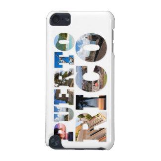 Puerto Rico La Isla Del Encanto Montage iPod Touch (5th Generation) Cases