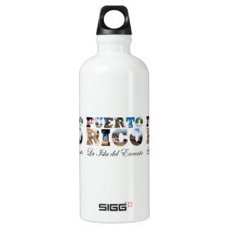 Puerto Rico La Isla Del Encanto SIGG Traveler 0.6L Water Bottle