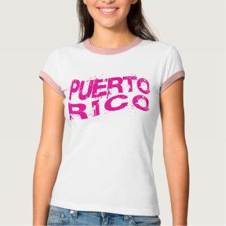 Puerto Rico Ladies T-Shirt